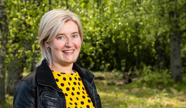 Portrait of Kristina Olofsson