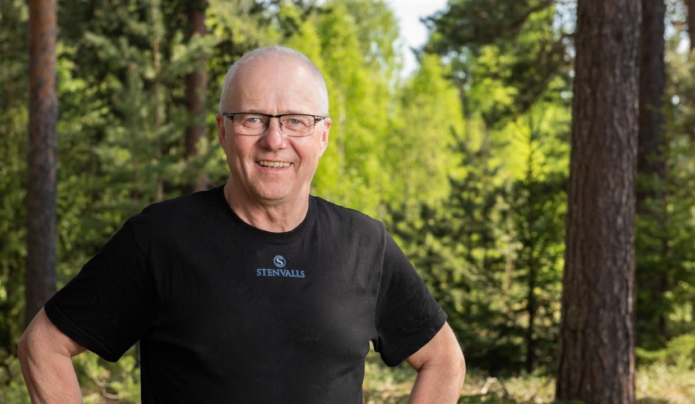 Portrait of Lennart Nilsson