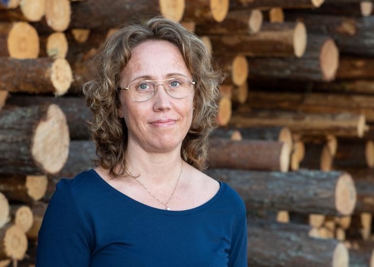 Porträttbild på Ulrika Malmlöf