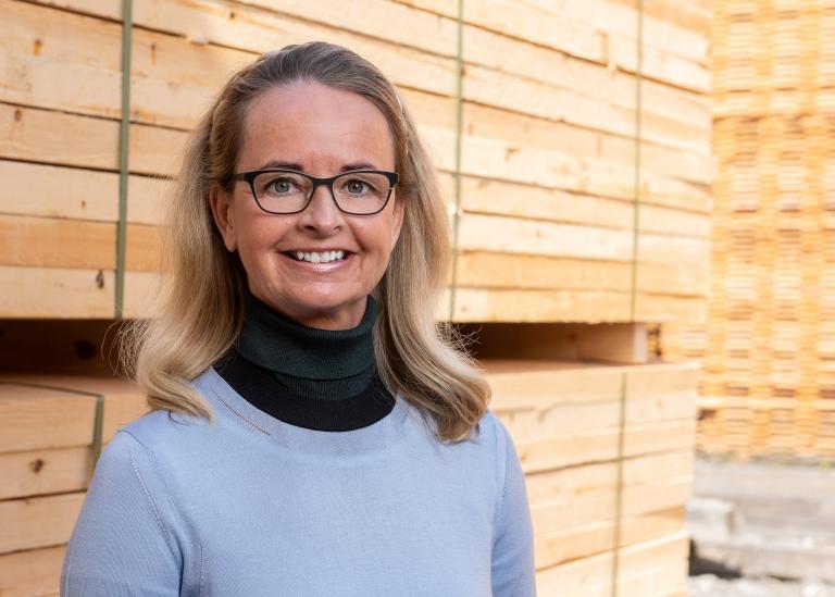 Portrait of Anna Flink