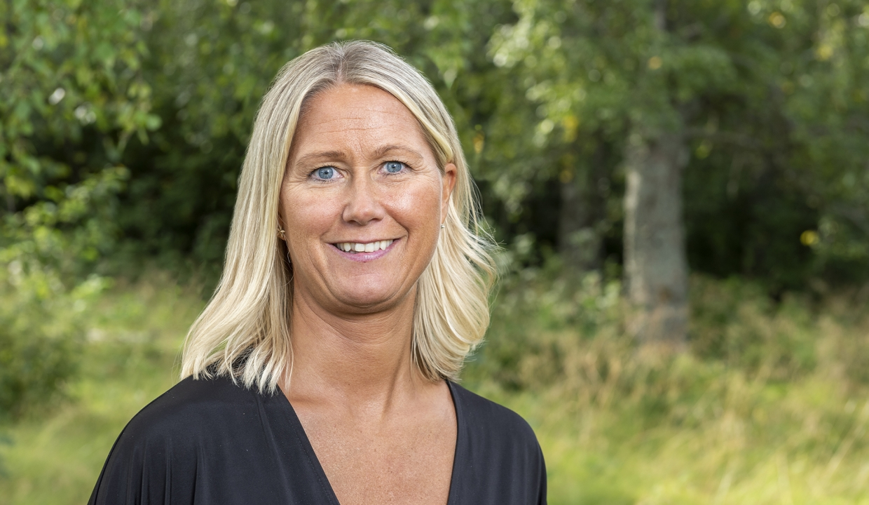 Porträttbild på Zandra Grönlund