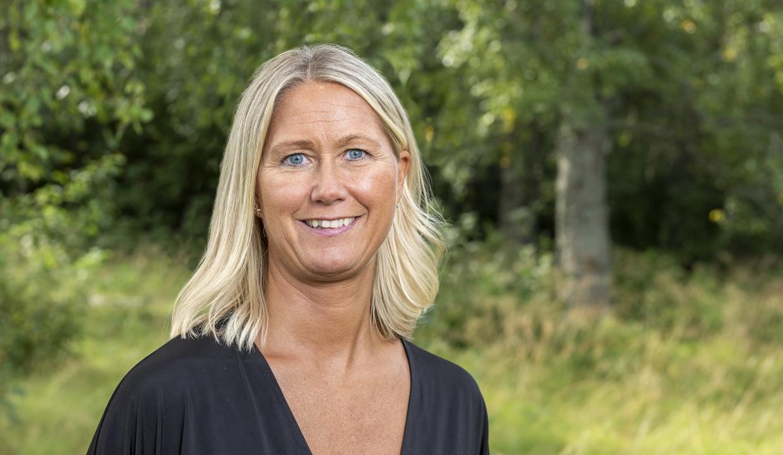 Portrait of Zandra Grönlund