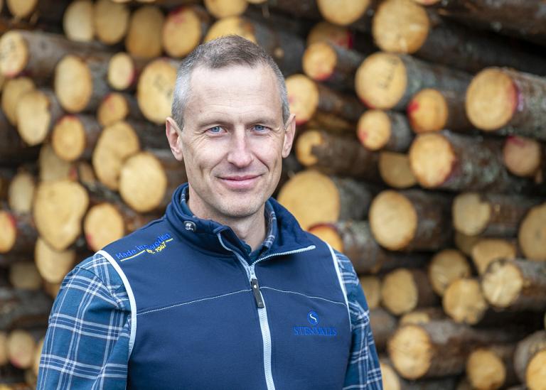 Porträttbild på Göran Sundberg