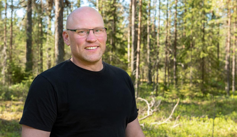 Porträttbild på Jimmy Åkerlund