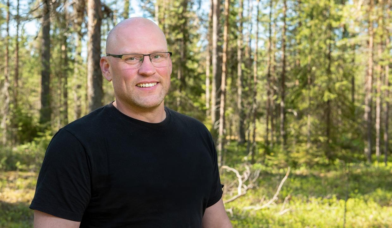Portrait of Jimmy Åkerlund