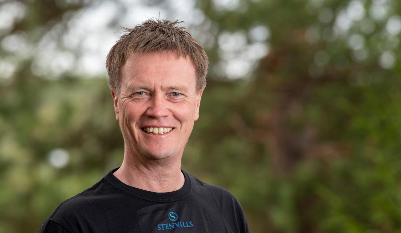 Portrait of Dan Olofsson