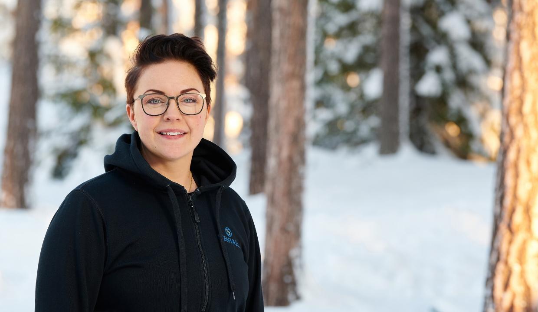 Portrait of Elin Olovsson
