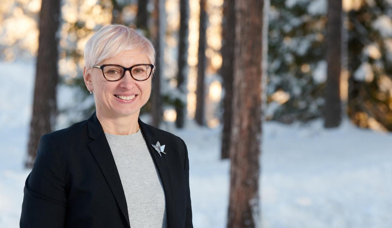 Porträttbild på Marzena Nordberg