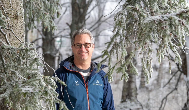 Portrait of Thomas Wikström