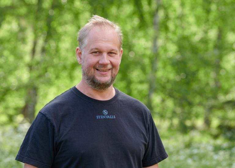 Portrait of Jan Fäldt