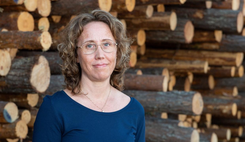 Portrait of Ulrika Berglund